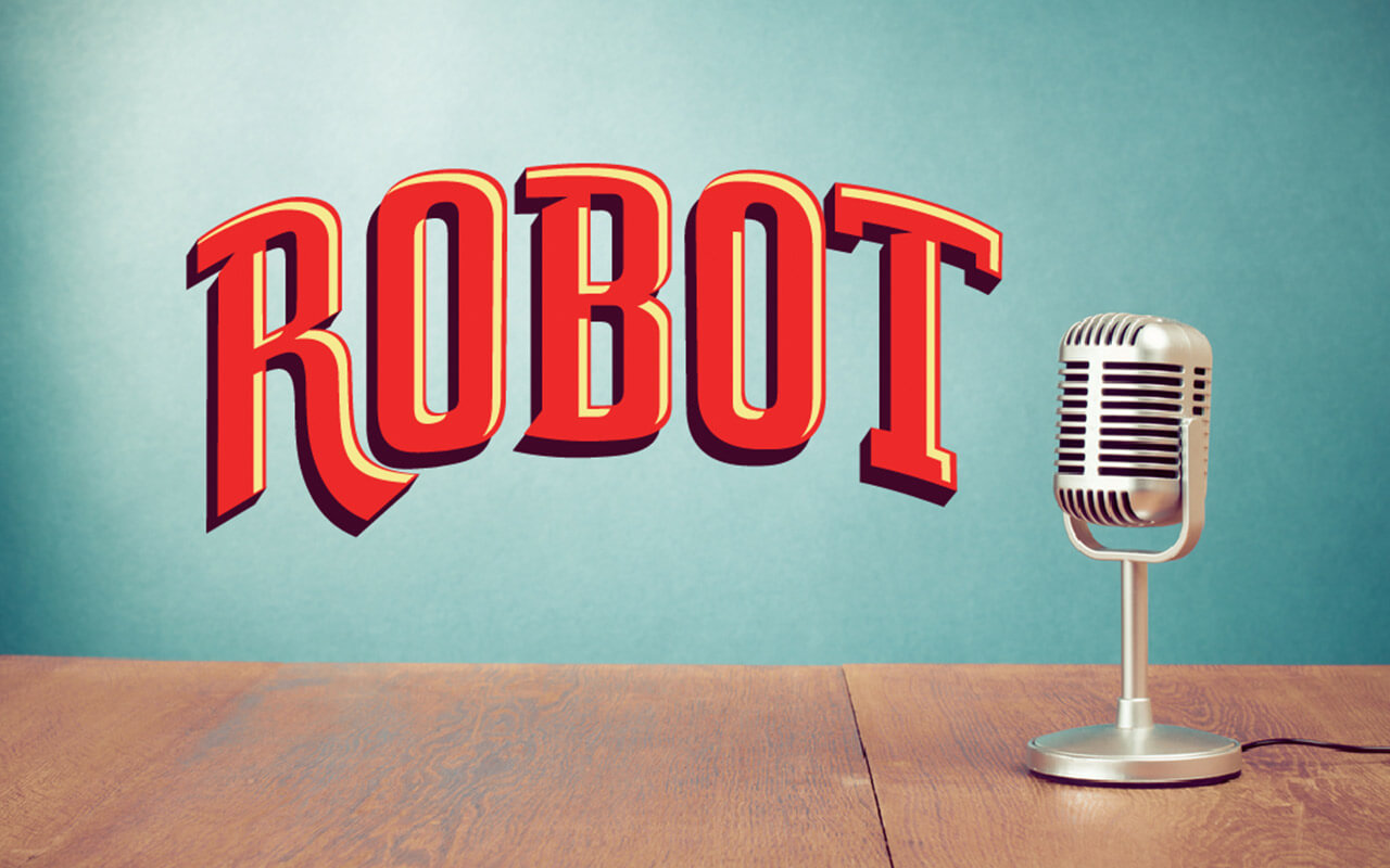Robot Podcast